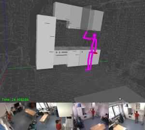 Intelligent Autonomous Systems - TUM Kitchen Data Set